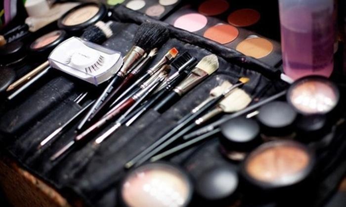 Wink Eyelash Bar & Makeup Studio - 5: $20 for One Airbrush Makeover ($50 Value) or $25 for One Airbrush Makeover With Eyelash Extensions ($60 Value) at Wink Eyelash Bar & Makeup Studio
