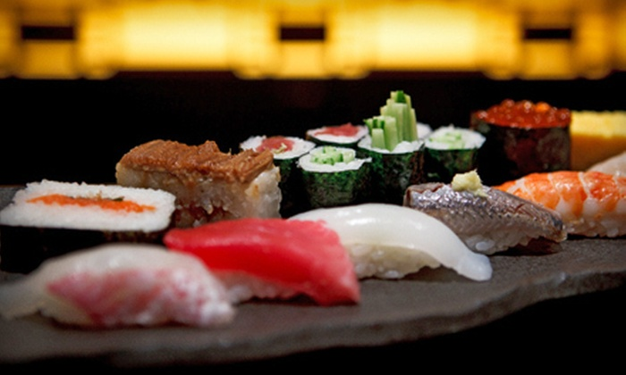Tanuki Japanese Steakhouse Sushi & Bar - POWELL: Sushi and Japanese Fare for Two or Four at Tanuki Japanese Steakhouse Sushi & Bar in Powell (Half Off)