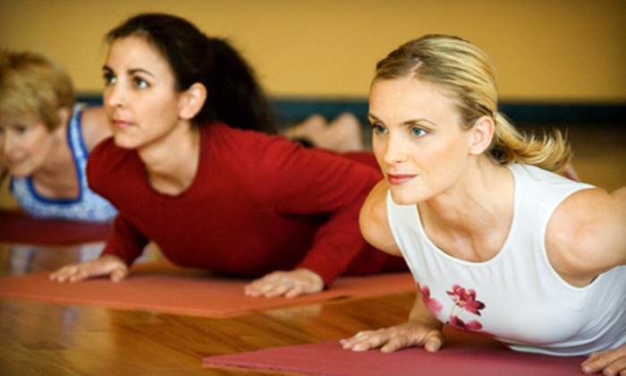 Clayton Yoga - St Louis: 5 or 10 Yoga Classes at Clayton Yoga (Up to 61% Off)