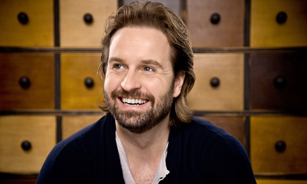 Alfie Boe 2015 at UCCU Events Center on Saturday, March 14, at 7 p.m. (Up to 50% Off)
