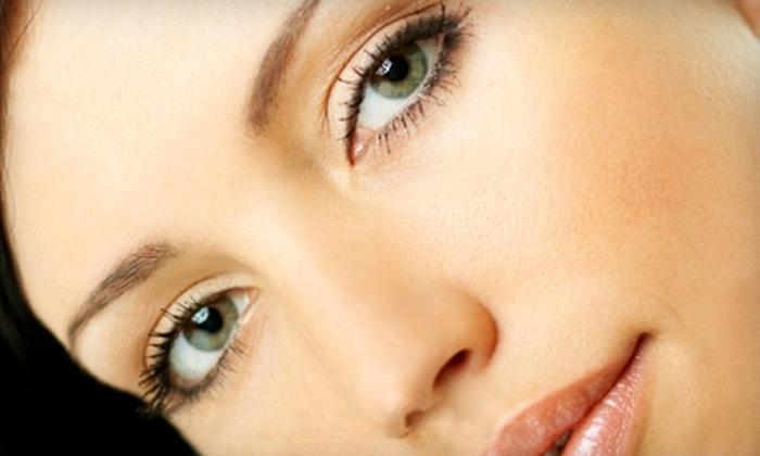 Hidden Door Medspa - Dallas: Reparative Skincare at Hidden Door Medspa in Roanoke. Choose from Three Options.