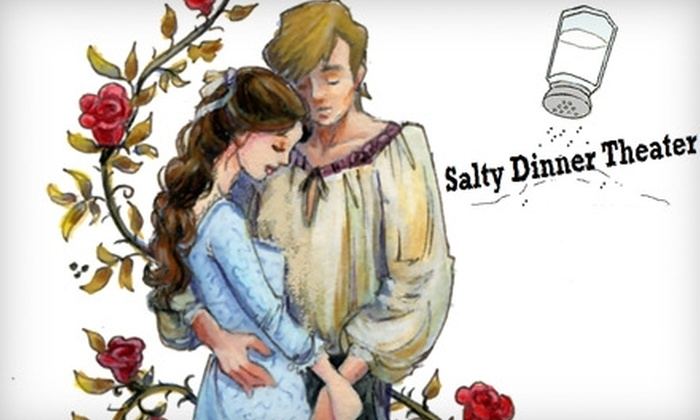 "Salty Dinner Theater - Cottonwood: $15 for Two Tickets to ""Romeo and Juliet"" at the Salty Dinner Theater (Up to $30 Value)"