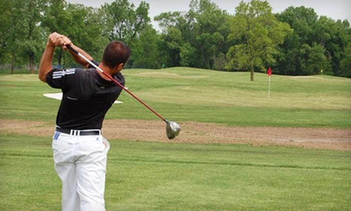 The Players Club of Chicago - Justice: $30 for One Adult 30-Minute Private Golf Lesson and a Large Bucket of Balls at The Players Club of Chicago ($62 Value)