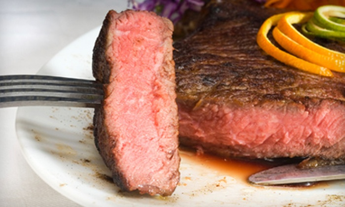 Hearth Restaurant - Chaffee: $15 for $30 Worth of American Fare at The Hearth Restaurant in Chaffee