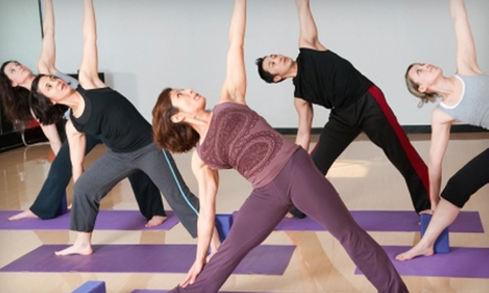 Progress Fitness & Aquatic Centre - Gardiners: $25 for Four Drop-in Yoga Classes at Progress Fitness & Aquatic Centre ($60 Value)