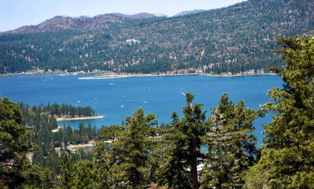 groupon daily deal - 1- or 2-Night Romantic Stay for Two at Alpenhorn Bed and Breakfast in Big Bear Lake, CA