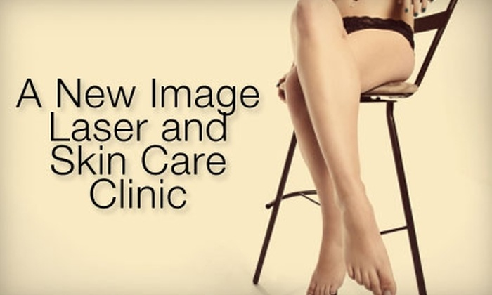 A New Image Laser and Skin Care Clinic - Northeast Colorado Springs: $99 for Six Laser Hair Removal Treatments from A New Image Laser and Skin Care Clinic (Up to a $1,050 Value)