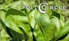 Full Circle Farms - CORP HQ - Anchorage: $22 for $45 Toward Purchase of Standard Organic Produce Box with Delivery or Pick-Up Option from Full Circle