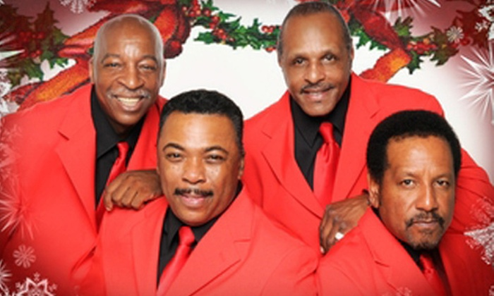 "A Motown Christmas Holiday Spectacular -  Akron Civic Theatre: ""A Motown Christmas Holiday Spectacular"" at Akron Civic Theatre on Friday, December 7, at 7:30 p.m. (Up to $46 Value)"