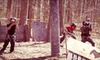 Mansion House Paintball - Bear: $15 for a Paintball Outing with Gear, Marker, 200 Paintballs, and Air at Mansion House Paintball ($30 Value)