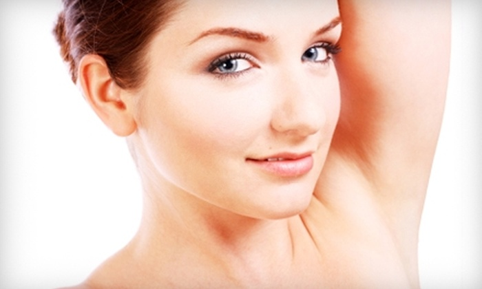 Ooh La La Anti-Aging and Laser Center - Maryville: $149 for Three Laser Hair-Removal Sessions at Ooh La La Anti-Aging and Laser Center in Maryville (Up to $450 Value)