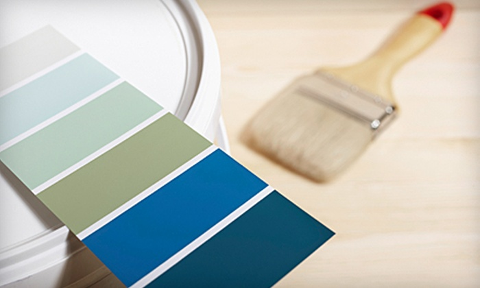 Never Paint Again Companies LLC - Farmington: Interior-Painting Services for One, Two, or Three Rooms from Never Paint Again Companies LLC (Up to 59% Off)