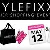 Style Fixx Girls' Night Out - Multiple Locations: $18 Ticket to StyleFixx Girls' Night Out on May 12 or 13