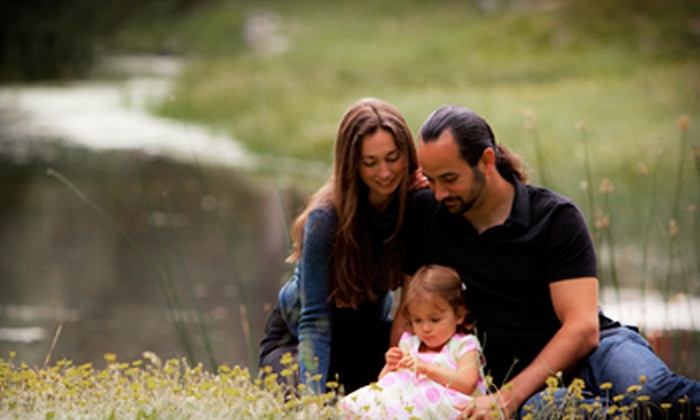 "Jesse Gabriel Photography - Scotts Valley: $59 for a One-Hour Family Photo Session Plus 11""x14"" Photo or $135 Credit from Jesse Gabriel Photography ($335 Value)"