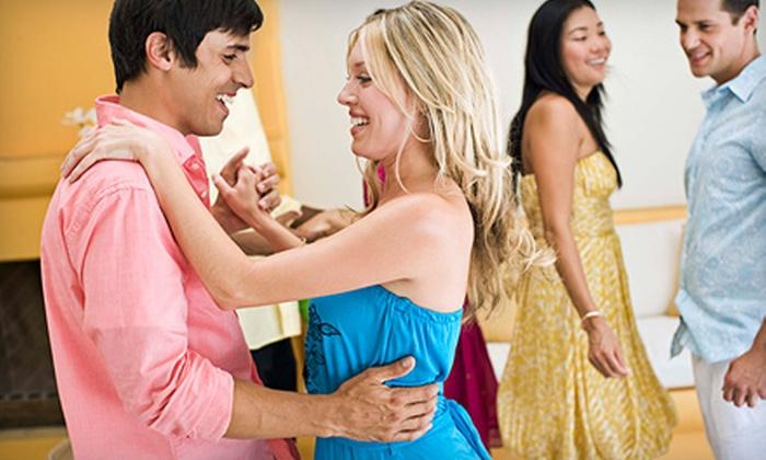 Pure Dance Ottawa - Glen Cairn - Kanata South Business Park: Four-Week Group Dance Course or Three Private Dance Lessons at Pure Dance Ottawa (Up to 70% Off)