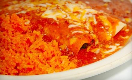 $25 Groupon to Mexico Lindo - Mexico Lindo in San Jose