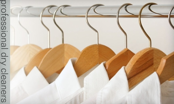 Professional Dry Cleaners - Vanier: $20 for $40 Worth of Dry-Cleaning Services from Professional Dry Cleaners in Oshawa