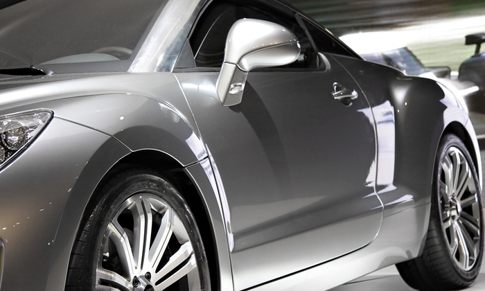 Eco Auto Care Park and Wash - Eco Auto Care : Eco-Friendly, Waterless Exterior Auto Detail for a Car or SUV from Eco Auto Care Park and Wash (Up to 74% Off)
