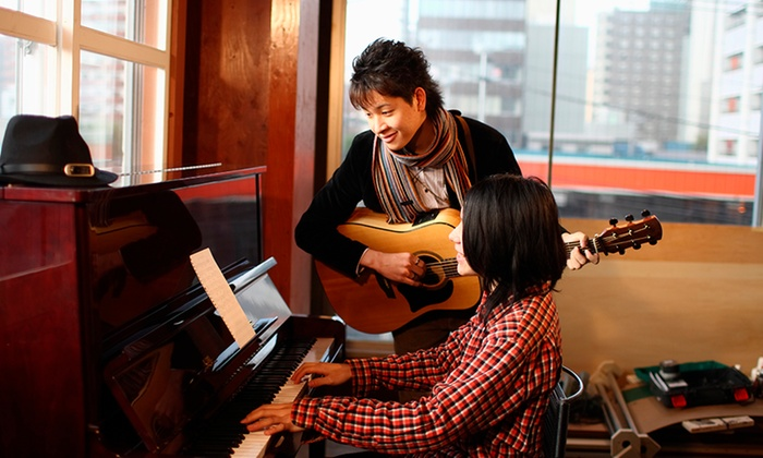 SkillSuccess: $19 for a Beginners' Online Piano, Guitar, Drums, Ukulele, or Harmonica Course from SkillSuccess ($199 Value)