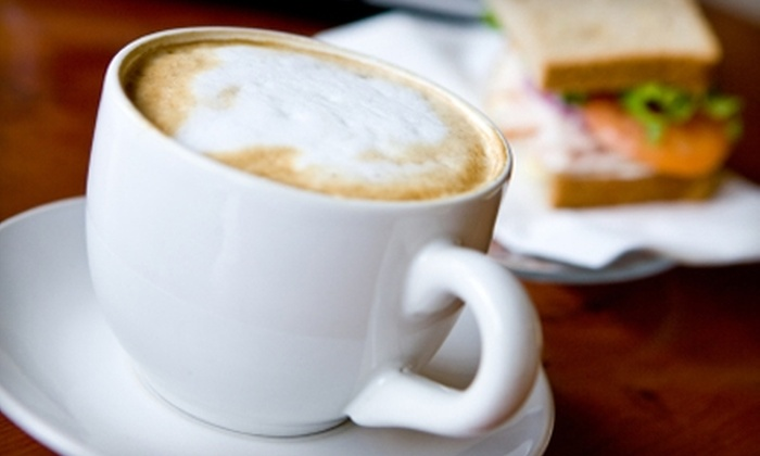 Cream & Sugar - Washington Square: $5 for $10 Worth of Café Fare and Drinks at Cream & Sugar