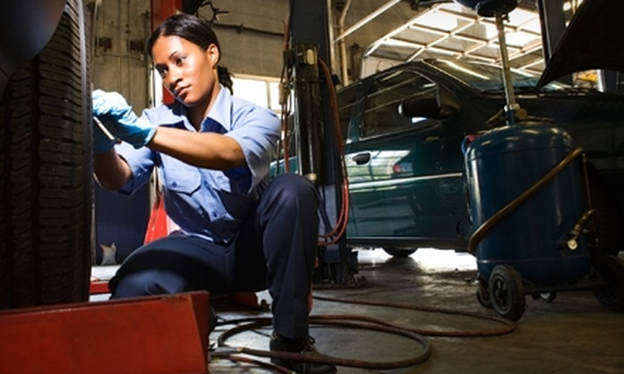 Ming's Auto Repair - Allston: $65 for a Spring Checkup and Oil Change at Ming's Auto Repair in Allston ($160 Value)