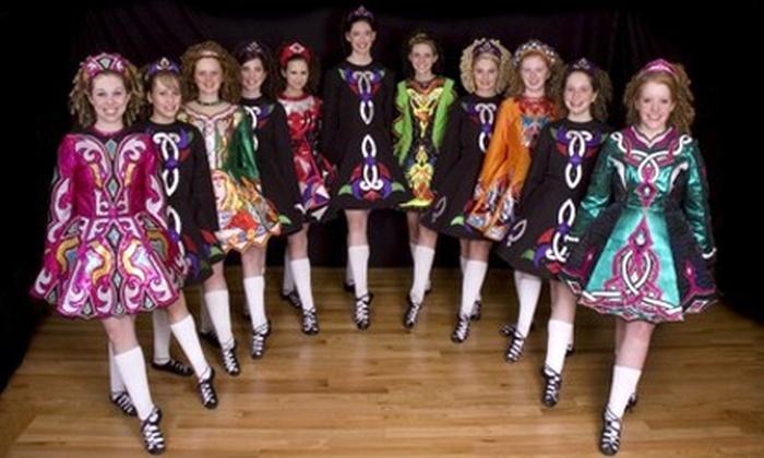 Crawford School of Irish Dance - Multiple Locations: $25 for One Month of Irish Dance Classes, Plus Free Registration, at Crawford School of Irish Dance ($75 Value)