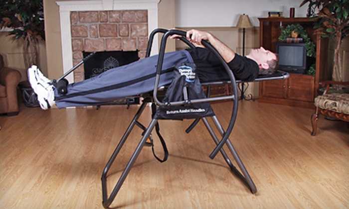 Stamina Therapy Inversion System: $175 for a Therapy Inversion System from Stamina Products. Valid in Contiguous U.S. Only. ($399 Value)