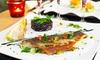 Déjeuner bistronomique au Tire-Bouchon