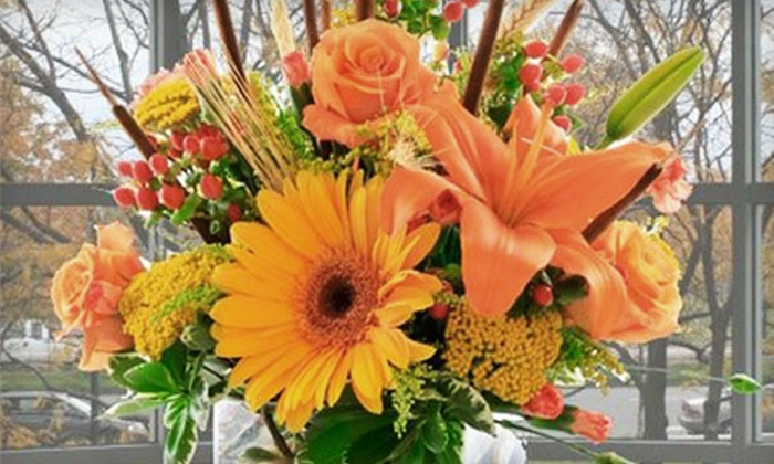 The Flower Shop Bluffton - Bluffton: $20 for $40 Worth of Floral Arrangements at The Flower Shop Bluffton