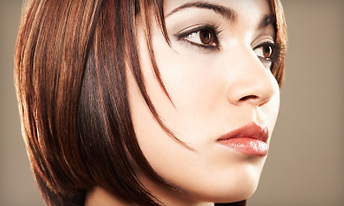 Ciao Bella Hair Studio - Kenmore: $40 for a Haircut, Conditioning Treatment, and Style at Ciao Bella Hair Studio in Kenmore ($80 Value)