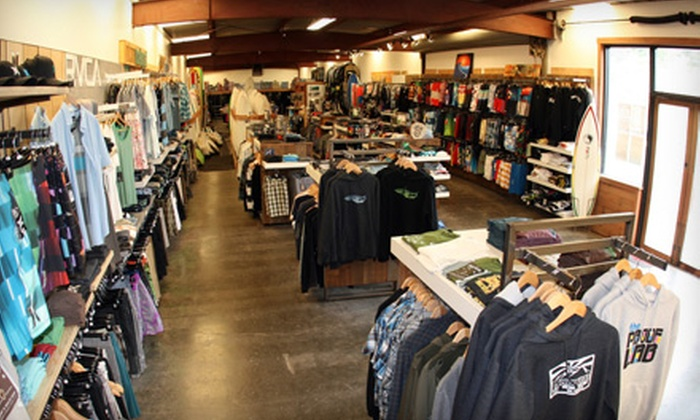 Proof Lab - Almonte: $20 for $40 Worth of Surf and Skate Apparel, Gear, and Rentals at Proof Lab in Mill Valley