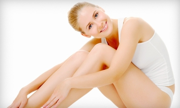 The Medispa at Shrewsbury - The MediSpa at Shrewsbury: Six Laser Hair-Removal Treatments for a Small, Medium, or Large Area at The Medispa at Shrewsbury (Up to 91% Off)