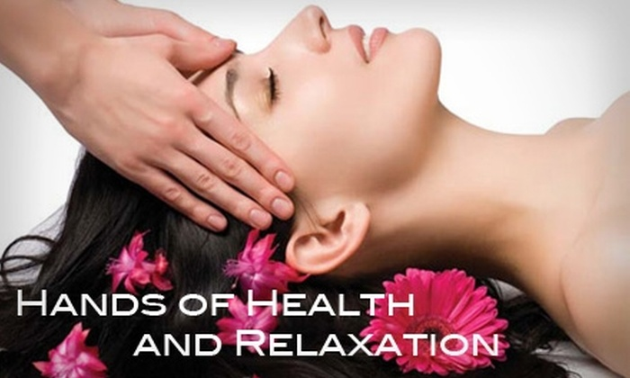 Hands of Health and Relaxation - Masjid Al-Noor Housing Development Corp: $48 for $145 Worth of Soothing Spa Services at Hands of Health and Rehabilitation