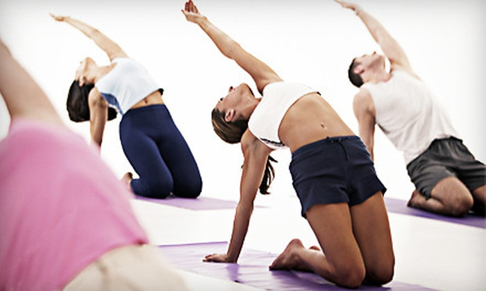 Second Wind Yoga - Agawam Town: $35 for Six Drop-In Yoga Classes at Second Wind Yoga in Agawam ($72 Value)