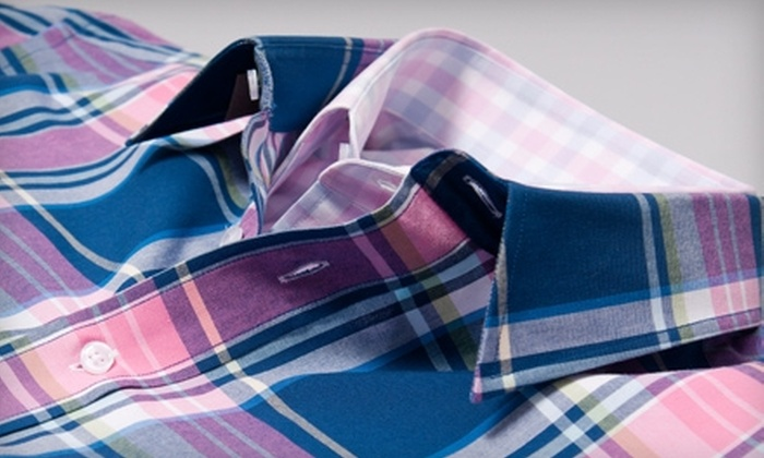 Modasuite: $35 for $90 Worth of Custom Menswear from Modasuite Online