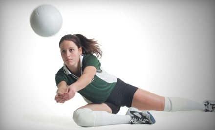 $40 Groupon to Just Volleyball - Just Volleyball in Regina
