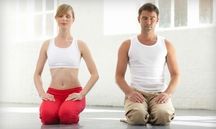 Yoga Santa Fe - Santa Fe: $29 for a Five-Class Pass to Yoga Santa Fe ($60 Value)