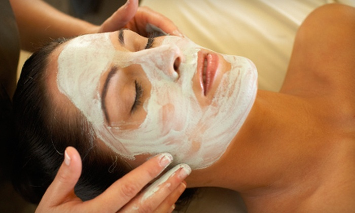 Blush Hair Studio and Spa - Sugar House: $59 for Facial with Pumpkin-Pomegranate Enzyme Peel at Blush Hair Studio and Spa ($125 Value)