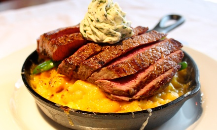 $12.99 for $24 Worth of Gastropub Food and Drinks at G's Midtown