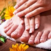 Up to 34% Off Mani-Pedis at Exclusive Beauty Spa