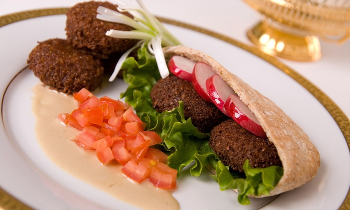 Sufiya's Grill - East Meadow: Persian and Mediterranean Cuisine at Sufiya's Grill (Up to 52% Off). Two Options Available.