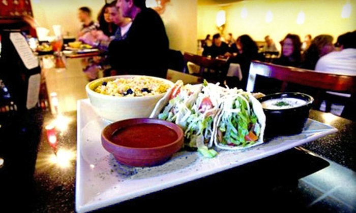 Perfecto Mundo - Commack: Latin Fusion Food and Margaritas for Two or Four at Perfecto Mundo (Up to 52% Off)