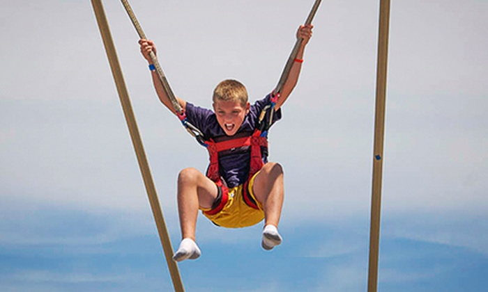 OKC Riversport - Multiple Locations: Adult or Child Admission to Haunt the River from OKC Riversport (Up to 51% Off)