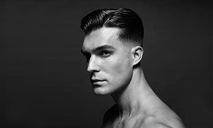 Kearns & Co. Hair - Summerhill: $29 for a Men's Haircut and Peppermint Moisturizing Hair Treatment at Kearns & Co. Hair ($75 Value)