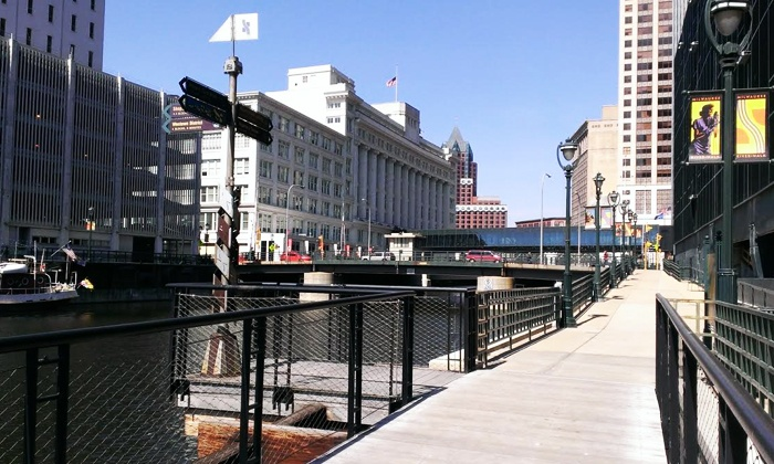 Historic Milwaukee Inc - Milwaukee: Walking Tour for Two or Four from Historic Milwaukee Inc (Up to 48% Off)