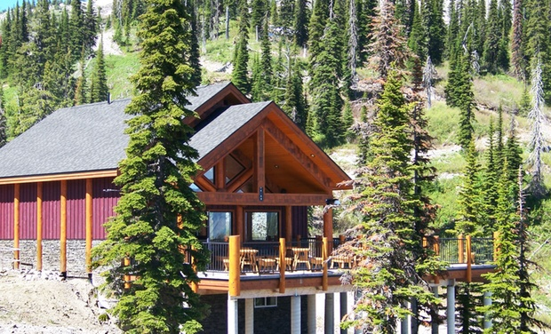 TripAlertz wants you to check out 1, 2, or 3 Nights for Two in a Standard Room with Two Chairlift-Ride Tickets at Fernie Slopeside Lodge in Fernie, BC Mountain Lodge amid Canadian Rockies - Lodge in Canadian Rockies