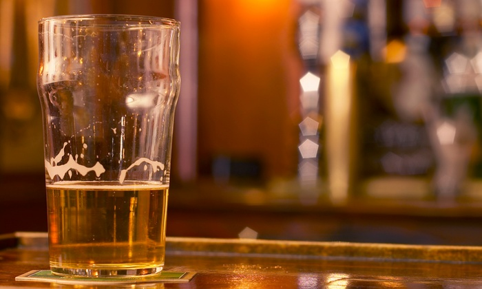 Break Bar & Billiards - Astoria: Appetizers, Beer, and Pool for Two or Four at Break Bar & Billiards (50% Off)