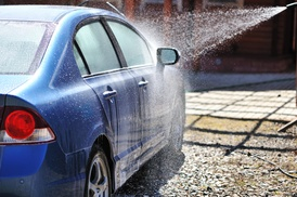 Mr. D's Mobile Auto Detailing Spa: A Premium Car Wash at Mr. D's Mobile Auto Detailing Spa (46% Off)