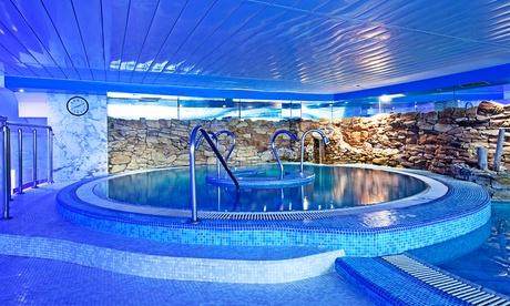 Circuito spa de aguas termales para 2 con opción a masaje en Olympia Hotel, Events & Spa (hasta65% de descuento)