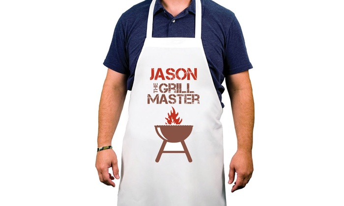 Monogram Online: $14.99 for a Personalized Apron from Monogram Online ($29.99 Value)